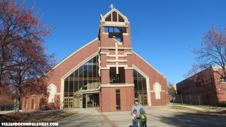 Ebenezer Baptist Church Horizon Sanctuary Martin Luther King Historic Site, Atlanta