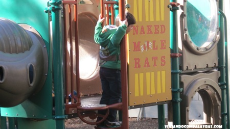 Naked Mile Rats Playground