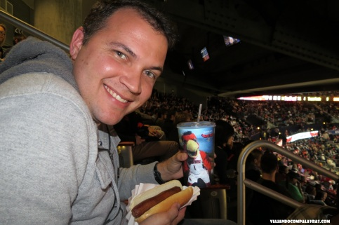 Hot Dog Phillips Arena, Atlanta