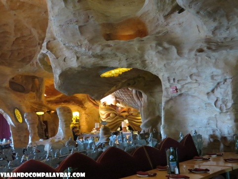 Interior do Mythos, Island of Adventure, Orlando