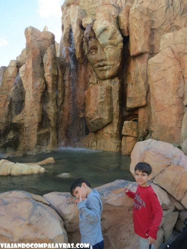Mythos, Island of Adventure, Orlando