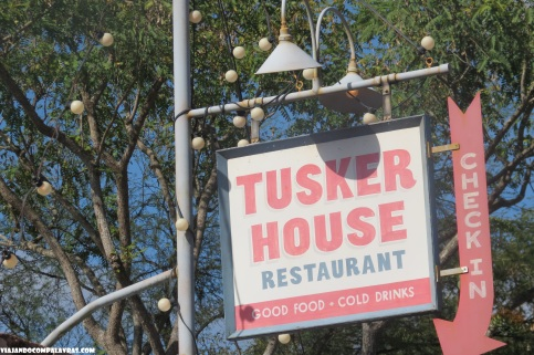Tusker House, Animal Kingdom, Disney, Orlando