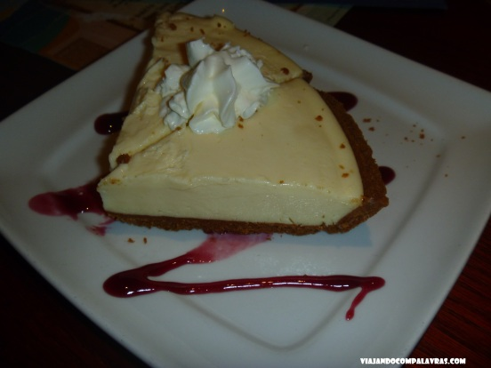 Key Lime Pie Red Lobster