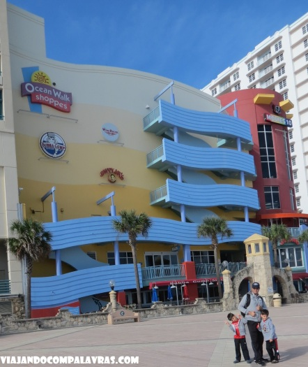Ocean Walk Shoppes Daytona Beach