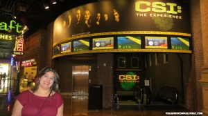 CSI no MGM Las Vegas, Nevada