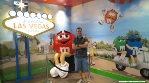 M&M World Las Vegas, Nevada