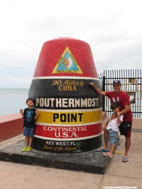 Southernmost point Key West, Flórida