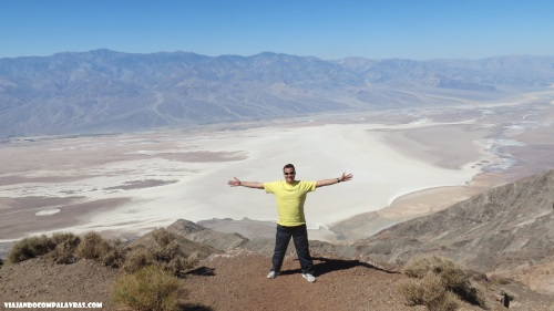 Dante's View, Death Valley, Califórnia