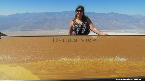 Dante's View Death Valley, Califórnia