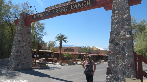 Furnace Creek Ranch Death Valley, Califórnia