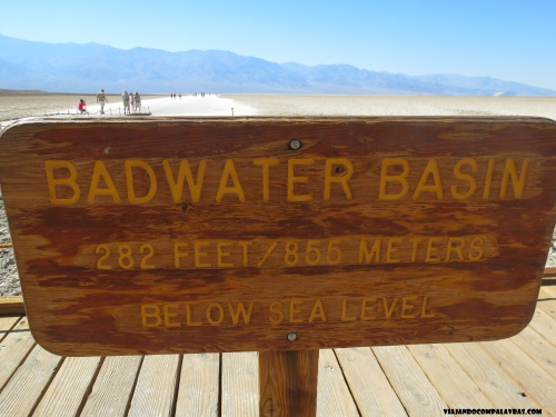 Badwater, Death Valley, Califórnia