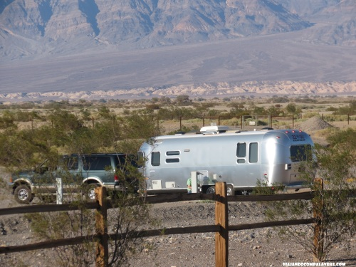 Death Valley de Motorhome