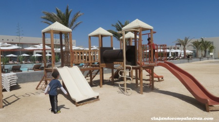 Playground Double Tree Resort, hotel em Paracas, Peru