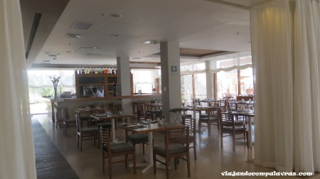 Restaurante do Hotel Double Tree Resort, hotel em Paracas, Peru