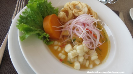 Ceviche Double Tree Resort, hotel em Paracas, Peru