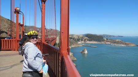 De Bicicleta por San Francisco, Golden Gate Bridge