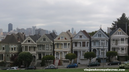 San Francisco, Painted Ladies