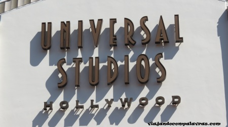 Placa da  Universal Studios Hollywood, Califórnia