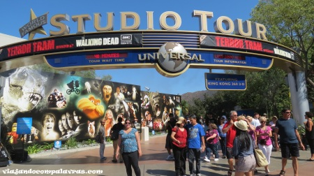 Studio Tour, Universal Studios Hollywood, Califórnia