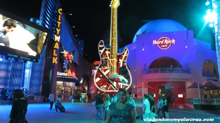 City Walk do Universal Studios Hollywood