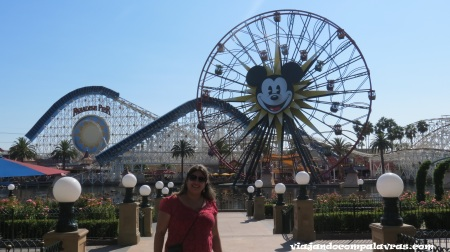 Disneyland e California Adventure Califórnia