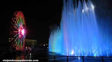World of Color California Adventure Califórnia