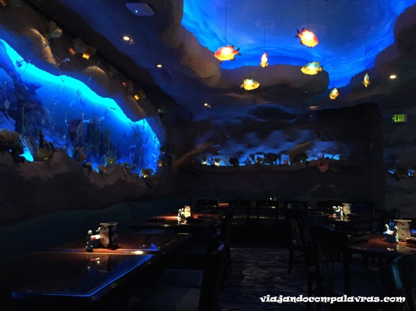 Downtown Aquarium Restaurant Houston