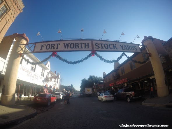 Fort worth stockyard