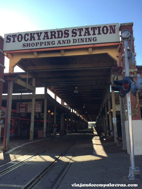 Stockyard Statio Fort Worth
