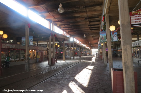 Stockyard Station Fort Worth