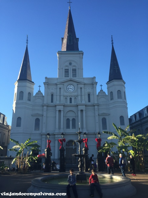Catedral French Quarter New Orleans