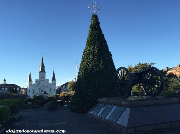 Jackson Square French Quarter New Orleans