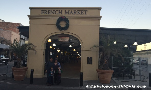 French Market French Quarter New Orleans