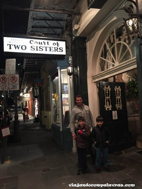 The Court of Two Sisters New Orleans
