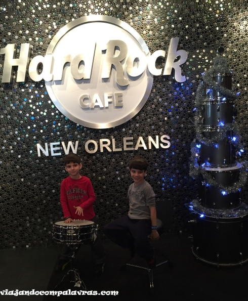 hard Rock Cafe French Quarter New Orleans