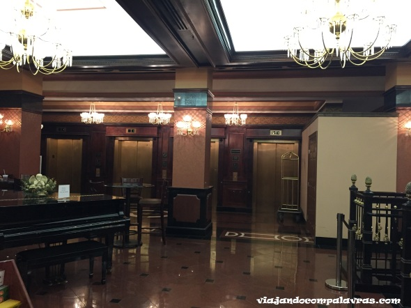 Lobby Hotel New Orleans