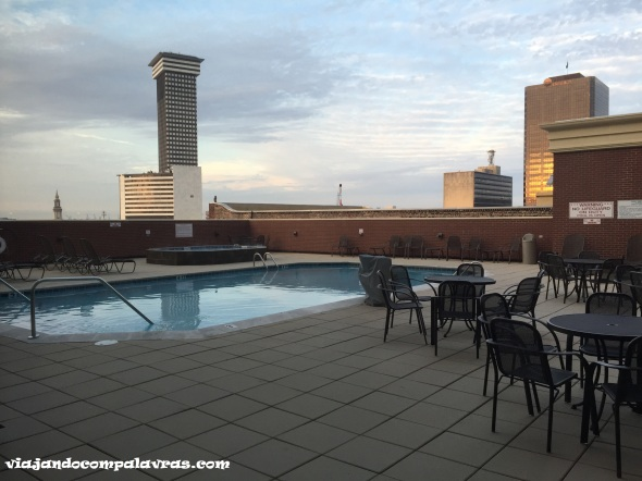 Piscina Hotel New Orleans