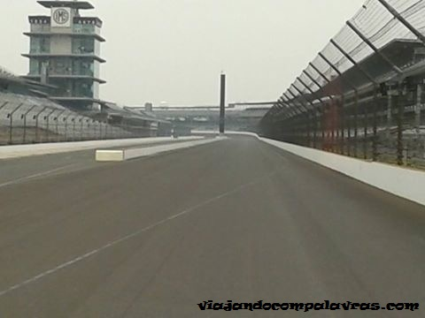 Pista oval do Indianapolis Motor Speedway