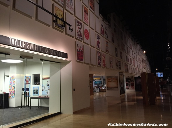 Exposições Country Music Hall of Fame and Museum Nashville