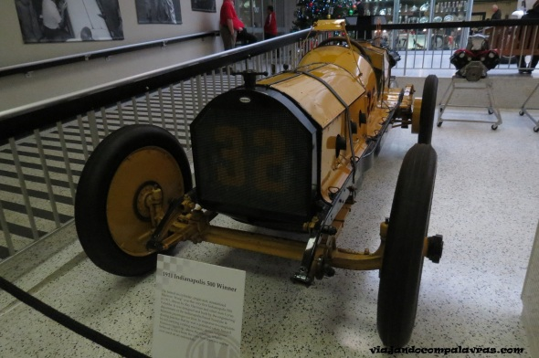 Hall of Fame no Indianapolis Motor Speedway