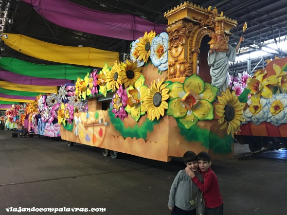 Mardi gras world tour