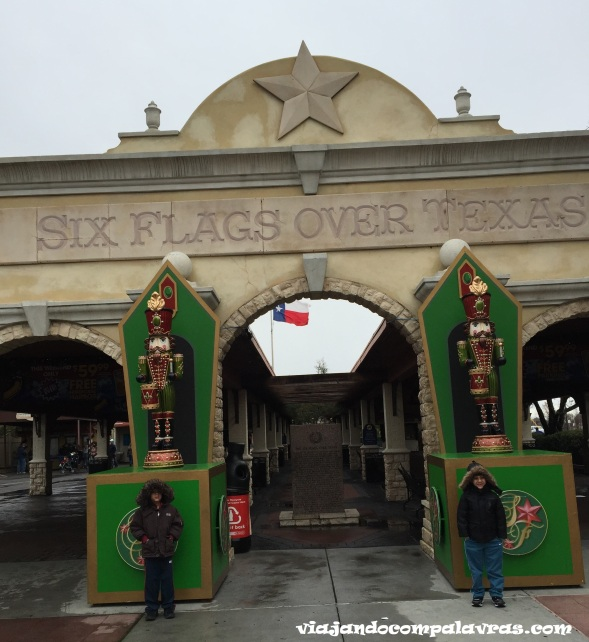 Six Flags Over Texas Dallas