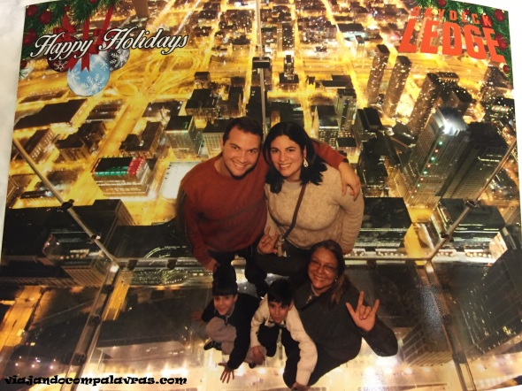 Skydeck Ledge Willis Tower Chicago