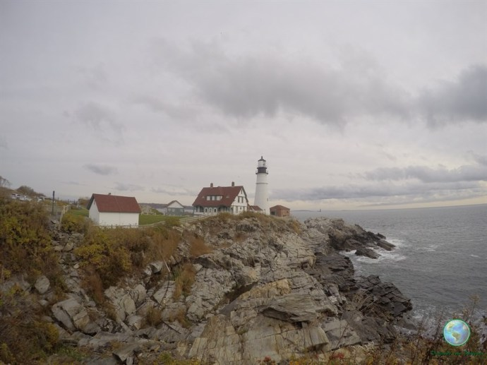 Portland Head Lighthouse, Portland, EUA