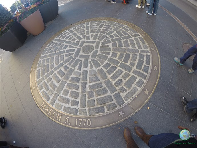Freedom Trail, Boston