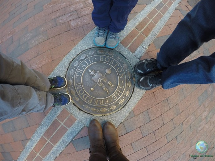 Freedom Trail, Boston, EUA