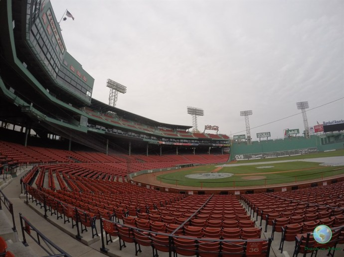 Fenway Park, Boston, EUA