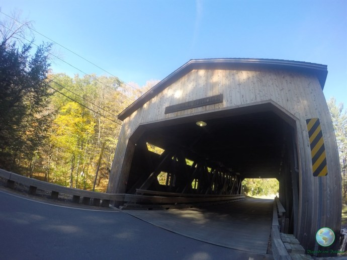 Bissell Bridge, The Berkshires, Massachusetts