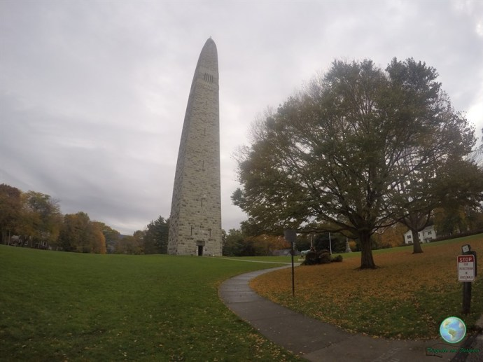 Bennington Battle Monument, Vermont, Green Mountain