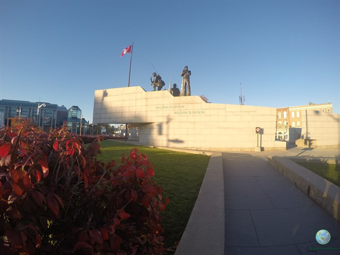 Peacekeeping Monument, Ottawa